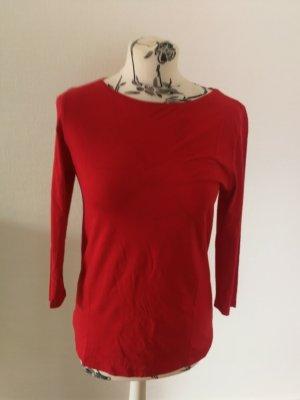 Lanius Basic Shirt red