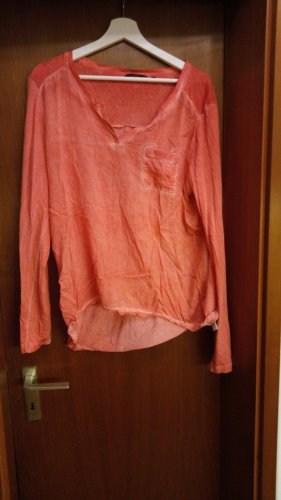 Rotes Shirt Tom Tailor XL