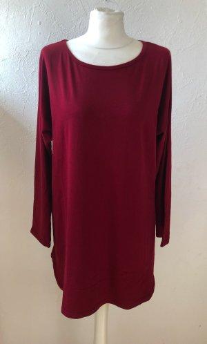 Rotes Shirt von Isassy in Gr. L