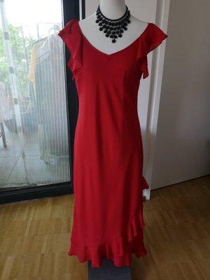 Rotes Sommerkleid Abendkleid Flash Jeans