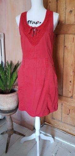 Rotes Sommerkleid, Kleid von Gin Tonic 36