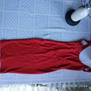 American Apparel Costume rosso
