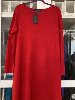 Rotes Strickkleid von Hallhuber XL *Neu*