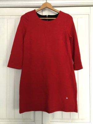 Reserved Sweat Dress brick red
