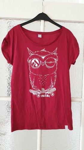 Rotes T-Shirt Gr. M