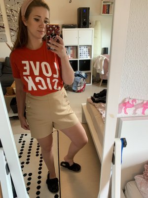 Gina Tricot T-Shirt red