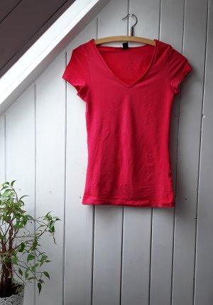 Rotes T-Shirt von H&M