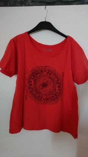 Rotes T-Shirt von Roxy