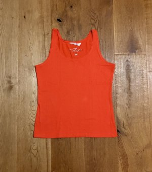 Rotes Top Baumwolle