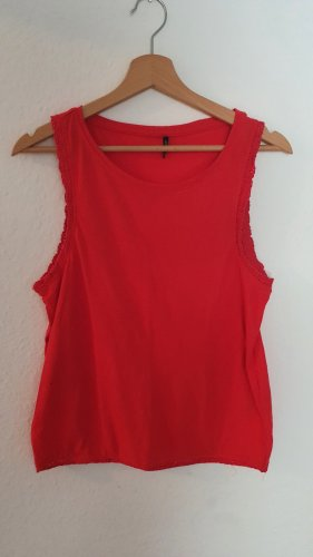 Only Frill Top red
