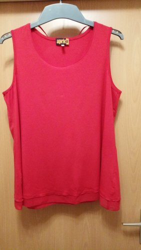 Aprico Basic Top red