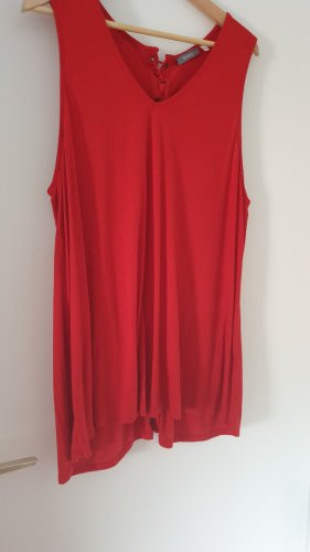 Yessica Basic topje rood