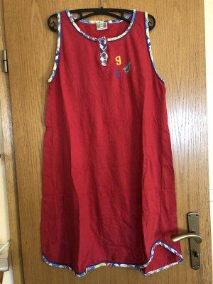 Rotes Träger T-shirt