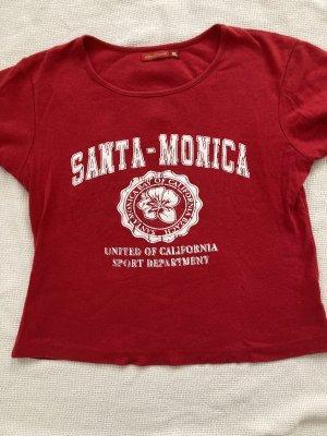 Rotes vintage Shirt