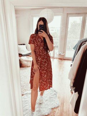 Asos Kopertowa sukienka Wielokolorowy