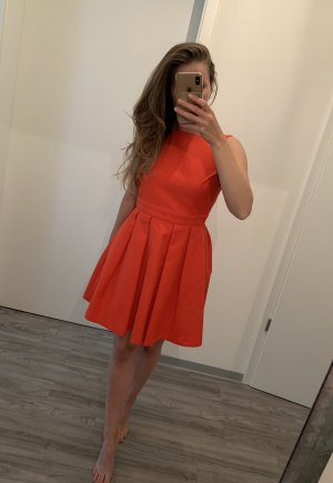 Rotes Zara Kleid