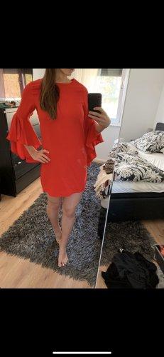 Rotes ZARA Sommerkleid