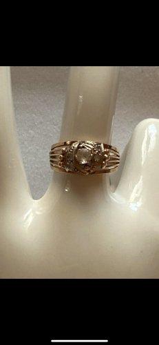 Rotgold Ring er585/14karat