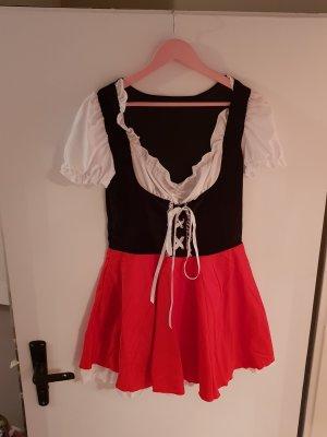 Rotkäppchen Kostüm mit Cape