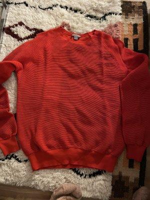 Rotorangener COS Pullover