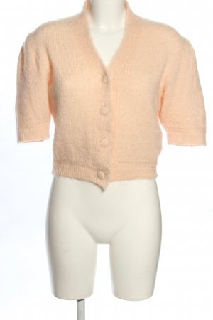 Rouje Strick Cardigan creme Casual-Look