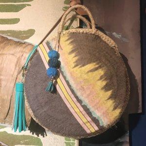 Bolsa Hobo multicolor
