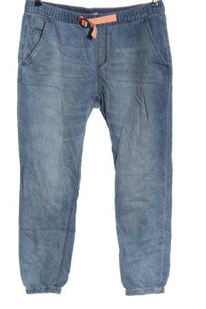 Roxy Workowate jeansy niebieski W stylu casual