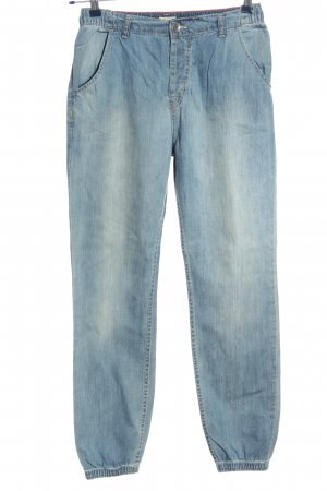 Roxy Baggy Jeans blue casual look