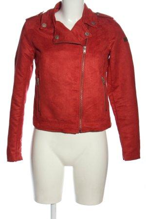 Roxy Bikerjacke rot Casual-Look