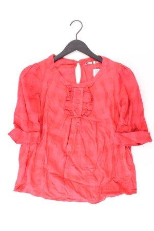 Roxy Bluse Größe S rot aus Baumwolle