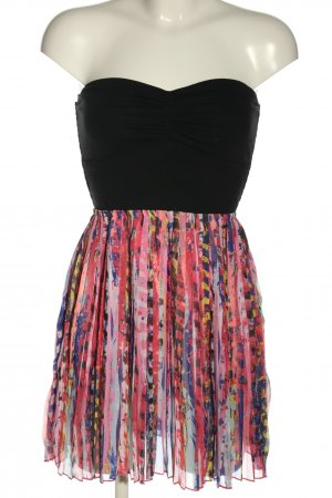 Roxy Bustier Dress graphic pattern elegant