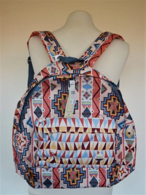 Roxy School Backpack multicolored polyester