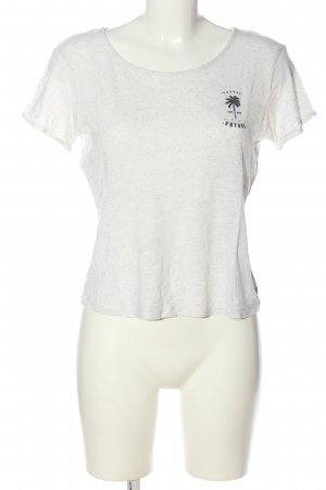 Roxy Cropped Shirt meliert Casual-Look