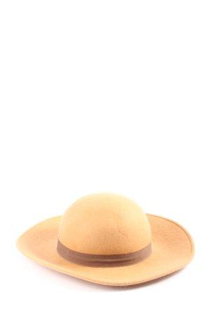 Roxy Vilten hoed nude casual uitstraling