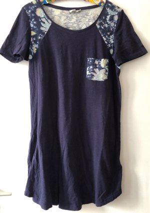 Roxy Vestido estilo camisa multicolor Algodón