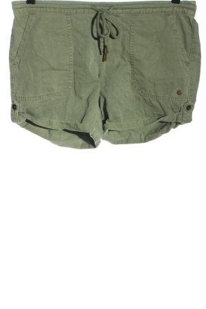 Roxy High-Waist-Shorts khaki Casual-Look