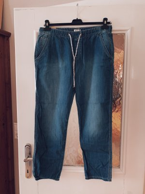 Roxy Pantalon «Baggy» bleu