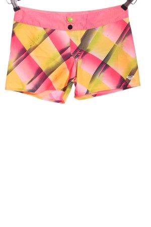 Roxy Hot Pants Karomuster Casual-Look