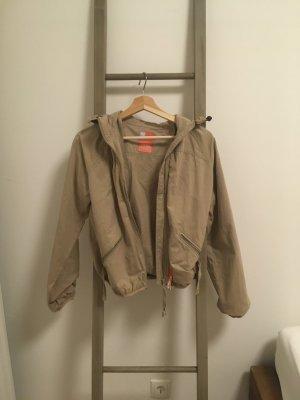 Roxy Chaqueta con capucha beige