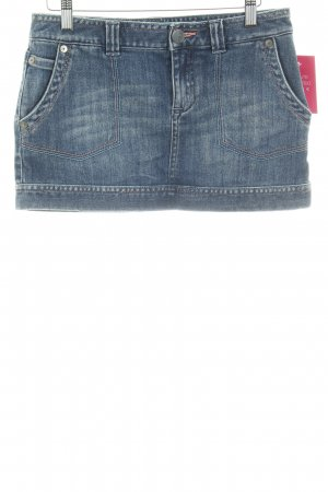 Roxy Jeansrock kornblumenblau Casual-Look