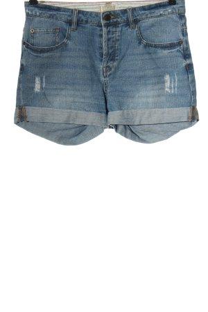 Roxy Jeansshorts blau Elegant