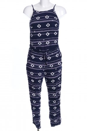 Roxy Jumpsuit Allover-Druck Casual-Look