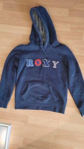 Roxy Pull à capuche bleu foncé