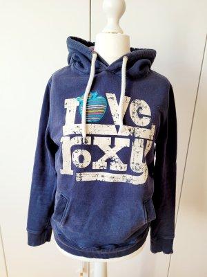 Roxy Hooded Sweater dark blue