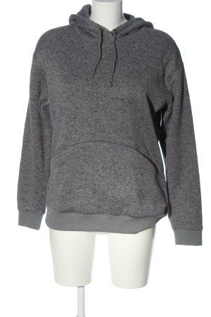 Roxy Jersey con capucha gris claro moteado look casual