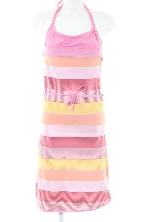 Roxy Kleid Streifenmuster Casual-Look