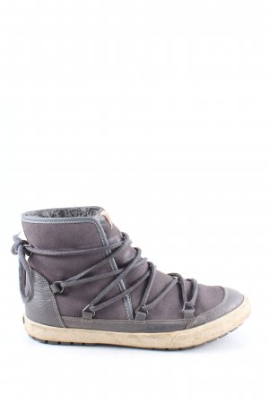Roxy Short Boots light grey casual look