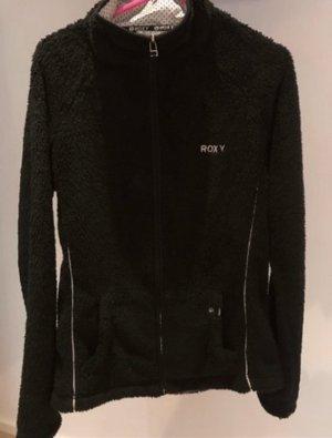 Roxy Veste polaire noir-argenté