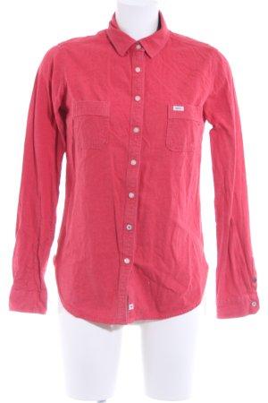 Roxy Langarmhemd rot Casual-Look