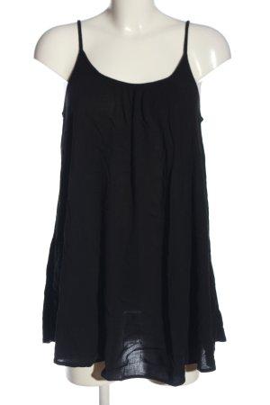 Roxy Blusa larga negro look casual